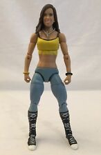 WWE Mattel Basic AJ Lee Series 24 action Figure Wrestling women's division diva