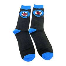 More details for the who unisex ankle socks: target logo (uk size 7 - 11) (new)