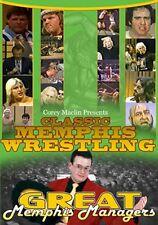 Classic Memphis Wrestling - Great Memphis Managers WWE Jim Cornette