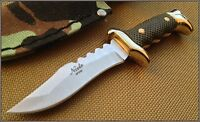 3.25 INCH OVERALL MINIATURE FIXED BLADE KNIFE - NIETO MADE IN SPAIN WITH SHEATH