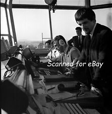 23 NEGATIVES TURNHOUSE AIRPORT EDINBURGH 1962 CONTROL TOWER PLANES BKS BEA