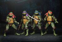 Teenage Mutant Ninja Turtles 90's Movie Action Figure Bundle * TMNT 90s Turtle