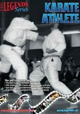 The Karate Athlete Dvd Ian McCranor how to score in kumite sparring tournaments