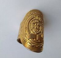 Balmain x H & M Ring Embossed French Luxury Limited Edition Signed