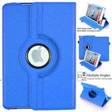 "Leather 360° Rotating Smart Swivel Case Cover For Apple iPad 9.7"" 6th Gen 2018"