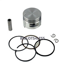 HONDA GX120 GXV120 PISTON RING SET REP 13010-ZH7-010 & 13101-ZE0-000 GENERATOR