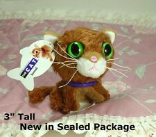 "Somali Cat - Artlist Collection #1 McDonald's Special Issue, 3"" Tall, New in Pkg"