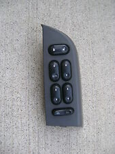 02 - 05 FORD EXPLORER MERCURY MOUNTAINEER MASTER POWER WINDOW SWITCH GRAY