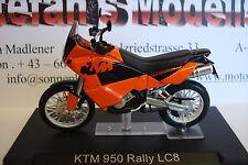 KTM 950 Rally LC8 2002  Adventure  1:24