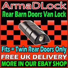 REAR DOORS Renault Master High Security Van Hasp Padlock Lock ArmaDLock Arma D
