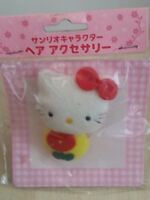 Vintage Sanrio Hello Kitty Soft plushie hair bands New OLD stock 1994