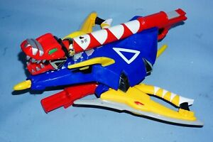 Power Rangers  Dino Thunder Z REX BLASTER (Grips Staff Shield )
