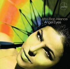 FREE US SHIP. on ANY 2 CDs! ~Used,VeryGood CD Afro Bop Alliance: Angel Eyes