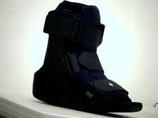 Ossur Walker Equalizer Low Top Boot, Large, Black, RW0900BLK