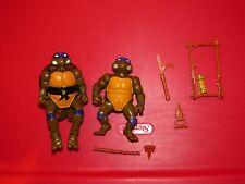Teenage Mutant Ninja Turtles : 1988 Playmates : Donatello and Mutations Don lot