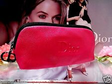 """Dior Cosmetic Beauty Makeup Bag ◆Size:17x6x8cm◆ As Pictured """"POST FREE""""!! PARTY!"""