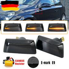 Begrenzungsleuchte Seitenmarkierungsleuchten für Opel Astra H Insignia Zafira