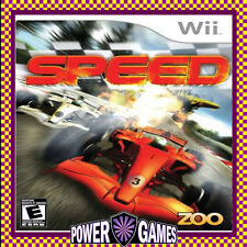 Speed (Nintendo Wii) Brand New
