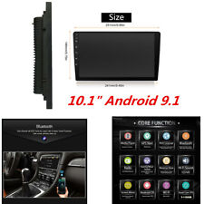 "A+10.1"" 2Din Android 9.1 Car 1080P Quad-core Touch Screen Stereo Radio Wifi GPS"