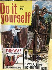 1968 JULY Do It Yourself magazine (softback)