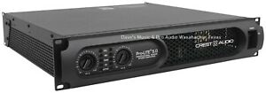 Crest Audio Pro-Lite 5.0 Professional Power Amplifier Ships FREE to Most US Zips
