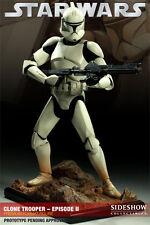Sideshow Star Clone Trooper EP 2 Premium  Format Statue Figur