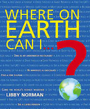 Where on Earth Can I...?, Libby Norman, New Book