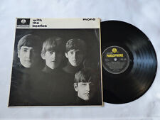 THE BEATLES ~ WITH THE BEATLES ~ 1963 UK MONO VINYL LP ~ 'NORTHERN SONGS' CREDIT