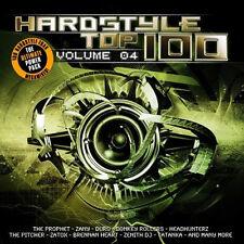 HARDSTYLE TOP 100 / 4 = Zany/Prophet/Tatanka/Luna/Deepack...=2CD= PHATTE TRAXX!