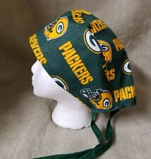 Green Bay Packers Medical Surgical SCRUB CAP
