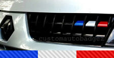 Renault Clio RS Sport 172 182 French Flag Grille Vinyl Stickers 2.0 Renaultsport
