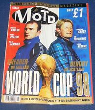 MATCH OF THE DAY MAGAZINE JULY 1998 - WORLD CUP 98
