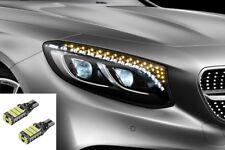2X LAMPADE RETROMARCIA LED T15 W16W LAMPADINA PER AUTO LUCE La Luce Targa