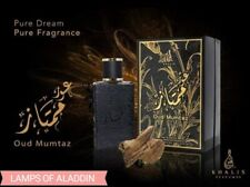 OUD MUMTAZ ARABIAN CITRUS LAVENDER SCENTS EAU DE PERFUME SPRAY 100ML BY KHALIS
