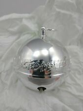 1985 Wallace Sleigh Bell 15th in series, MINT, Unused with box and brochure