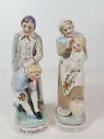 Pair Of Conta & Boehme Figurines, Appr.16.5cm Tall