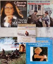 Vinyles singles musique de film série TV