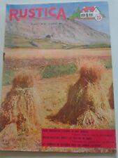 RUSTICA N° 29 - 1956 Moissonner l'avoine Chasse dans les joncs travail du chien