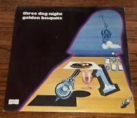 THREE DOG NIGHT GOLDEN BISCUITS 1970s Rock Vinyl Album Lp Dunhill 1st press VTG