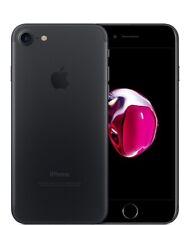 Apple iPhone 7 32GB Black LTE Cellular Straight Talk/TracFone MN8G2LL/A - TF