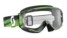 SCOTT SPLIT OTG GOGGLES SPEED GREY/GREEN 241054-4966113