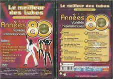 DVD -LES ANNEES 80 EN KARAOKE MICHAEL JACKSON, SADE / NEUF EMBALLE NEW & SEALED