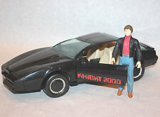 vintage 1983 TALKING WORKS! Knight Rider 2000 Kitt w Michael voice car Kenner