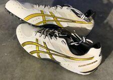 ASICS Turbo Phantom US Men's 10 (Euro 44) Sprint Track Spikes White [Brand New]