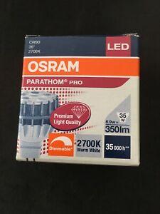 Osram Parathom Pro LED MR16 12V Dimmable 2700k 6.9w=35w GU5.3 Warm White 36 Deg
