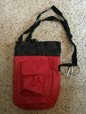 AARP Red Insulated Snack Travel bag
