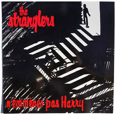 "STRANGLERS 12"" Don't Bring Harry ( N'Emmenes Pas Harry / Bear Cage FRENCH Perfec"