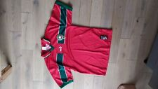 Morocco Football soccer shirt jersey VINTAGE world cup 1998