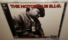 THE NOTORIOUS BIG LIVE IN CONCERT (LONDON + HOLLAND) (2011) NEW SEALED RARE 2CD