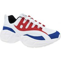Chaussures Kappa Overton W 242672-1020 blanc rouge bleu multicolore